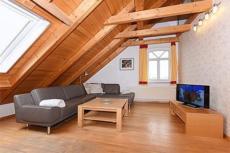 Fotos ferienwohnung galeriewohnung auf dem ferienhof rixte in bensersiel - Galeriewohnung bilder ...